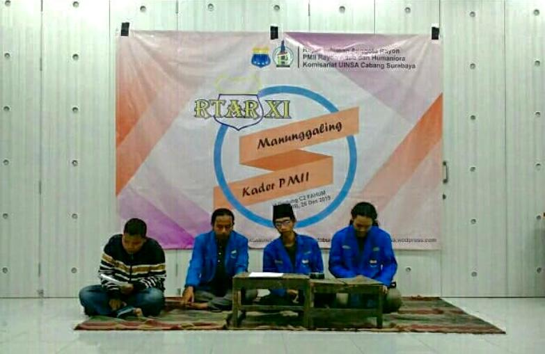Rapat Tahunan Anggota Rayon (RTAR) Berakhir Kisruh