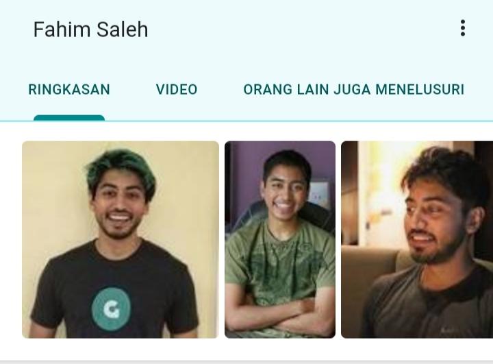 Fahim saleh dibunuh