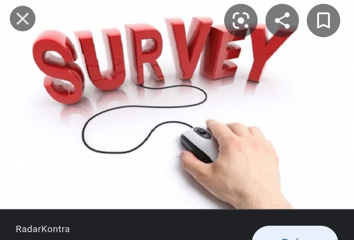survey kinerja jokowi terbaru