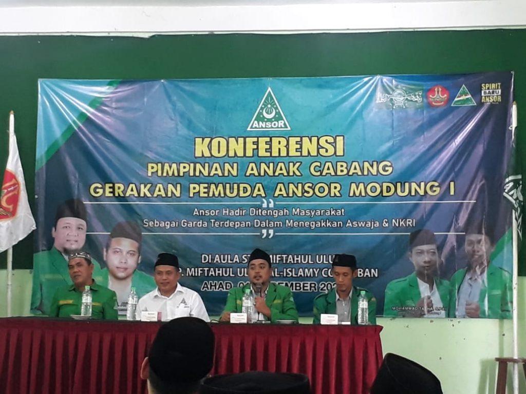 PAC GP Ansor Modung 1