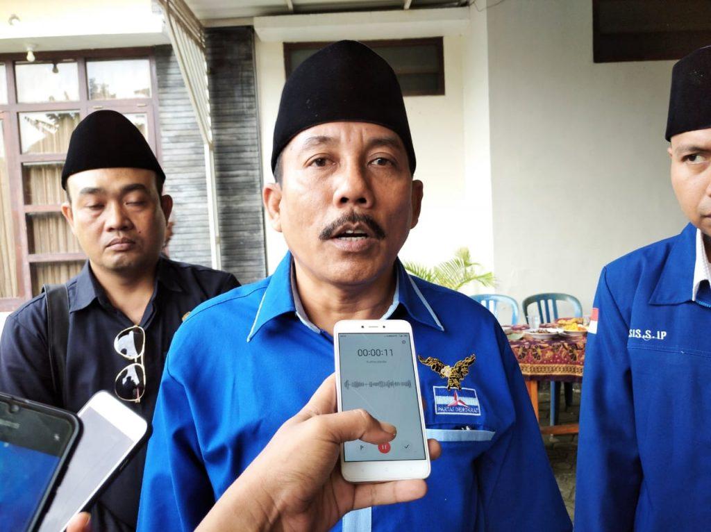 Ketua Demokrat Bangkalan Abdurrahman