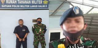prajurit TNI dihukum