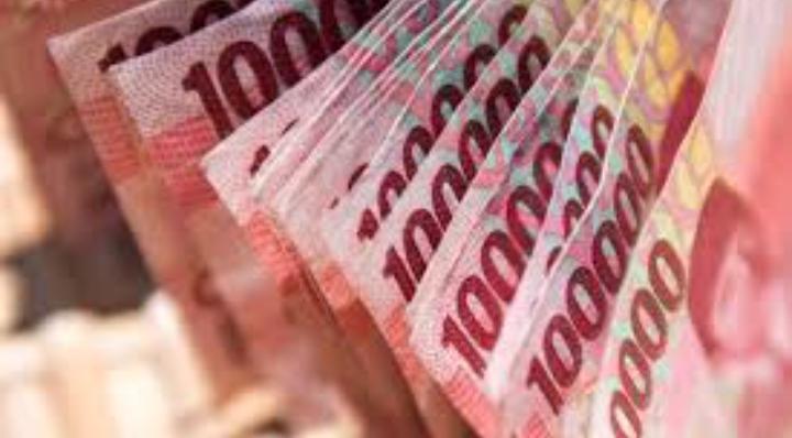 uang kertas yang tak lagi berlaku