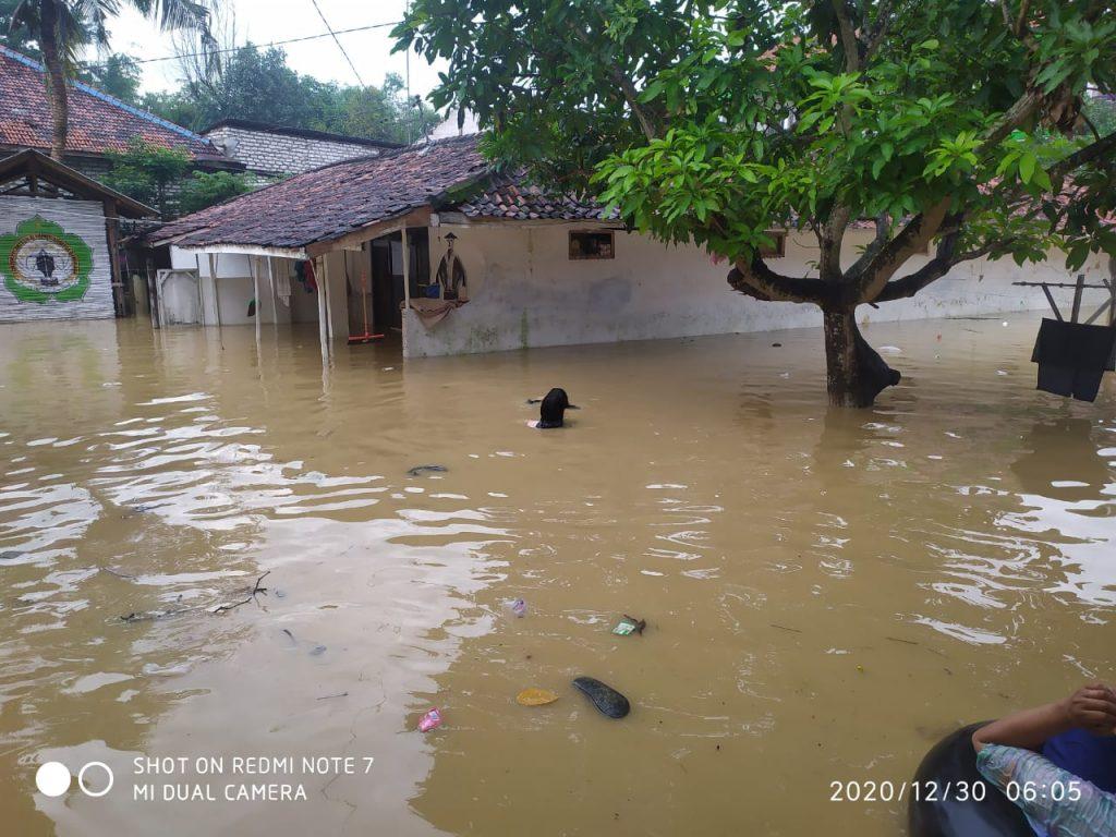 Banjir Blega