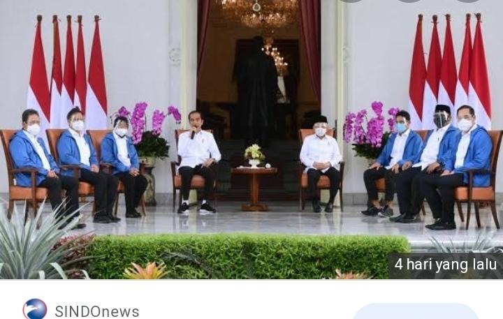 Menteri Baru Kabinet Indonesia Maju