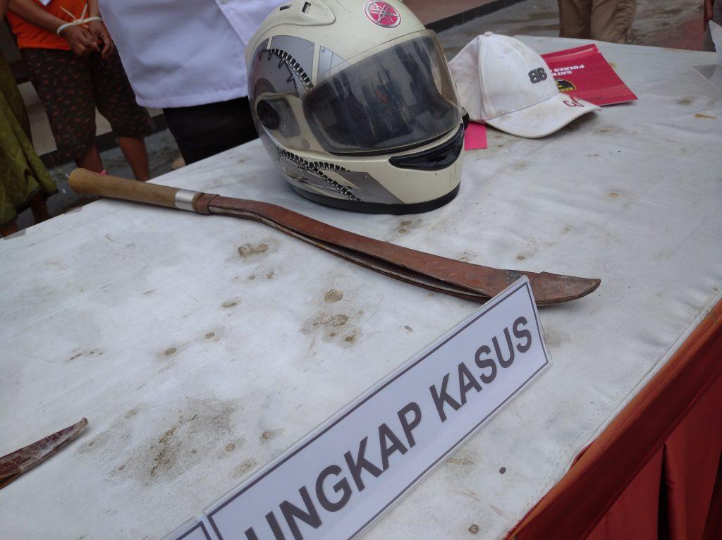Pembunuhan Berantai di Puncak, Bermula dari DM Facebook