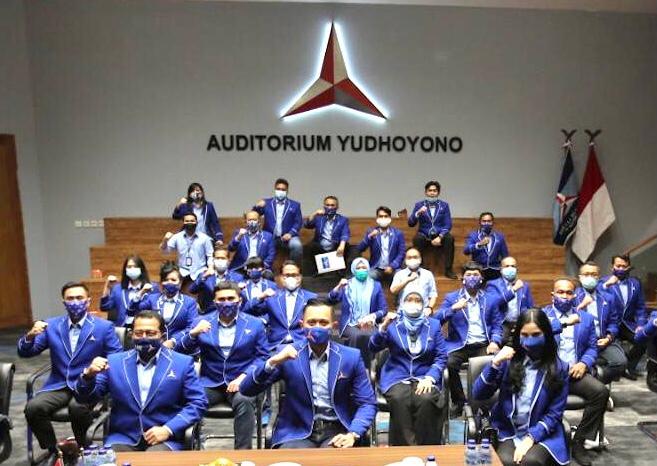 Isu KLB Lambungkan Nama AHY di Bursa Capres 2024