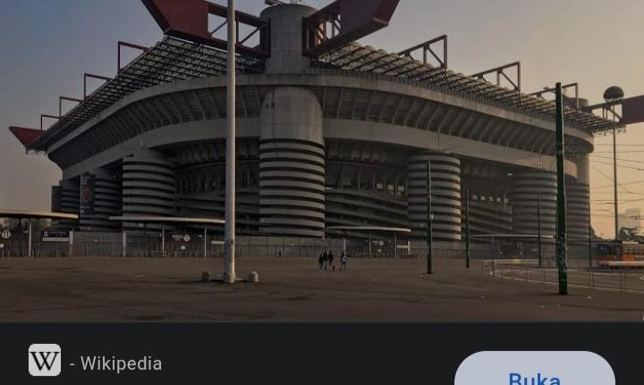 Satu Stadion Dua Nama: San Siro dan Giuseppe Meazza, Begini Sejarahnya!