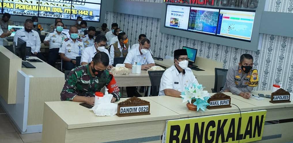 Pemkab Bangkalan Siap Amankan Jalannya Hari Raya Idul Fitri