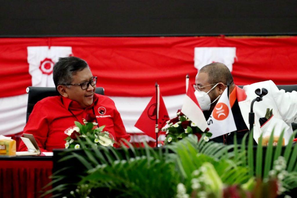 PDIP-PKS Bertemu, Hasto: Walau Berbeda di Pemerintahan, Bukan Berarti Tak Ada Dialog