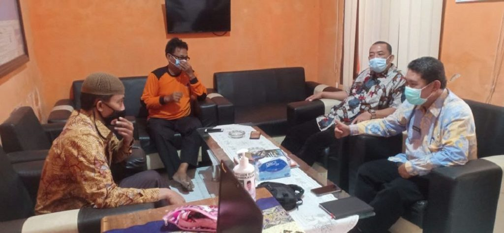 Mudik, 44 Pekerja Migran Pamekasan Isolasi di Surabaya