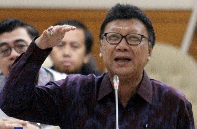 Menteri Tjahjo Kumolo Sedih, Tiap Bulan Pecat PNS karena Korupsi